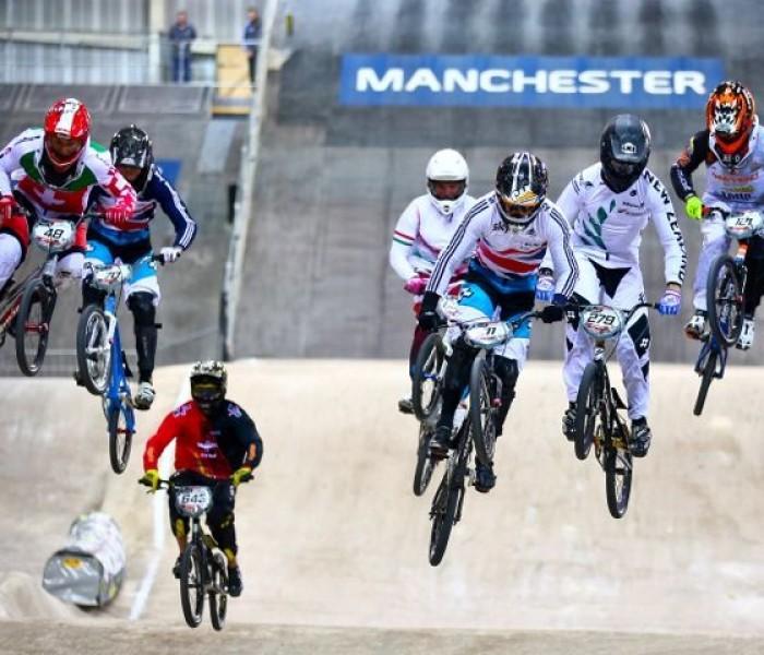 BMX SuperX World Cup Returns To Manchester