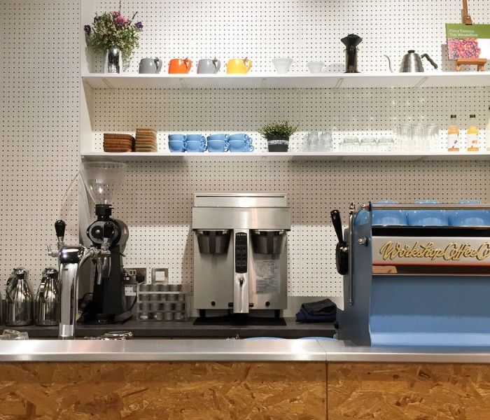 Workshop Coffee Co. arrive in Marylebone