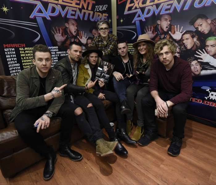 When VIVA Ems Met McBusted…