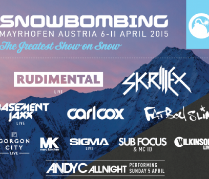 2MANYDJ'S & More Great Acts Complete Snowboarding 2015 Line-Up