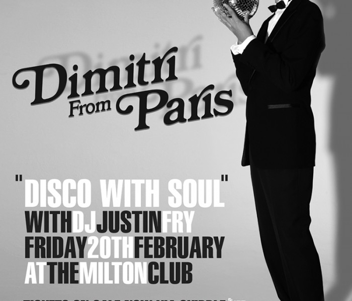 Soul Purpose Presents Dimitri From Paris