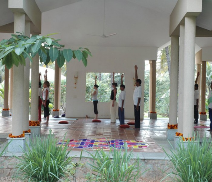 Shreyas Yoga Retreat: A Journey Of Self Discovery