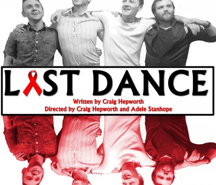 Award Winning Vertigo Production presents Last Dance