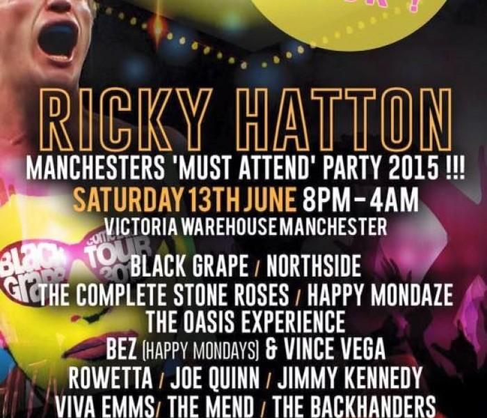 Welcome to Fabulous Manchester with Ricky Hatton