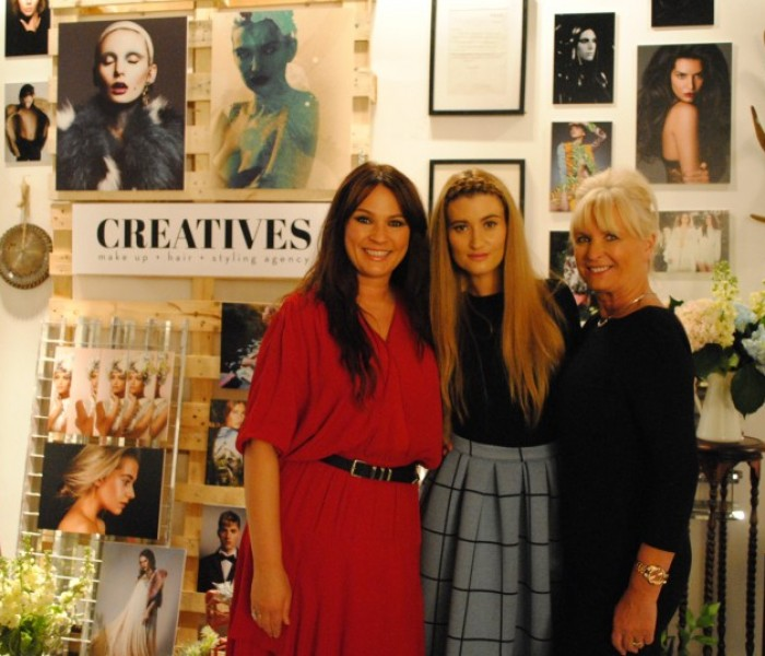 A Stellar Launch from Cassie Lomas- Make Up Artist to the Stars