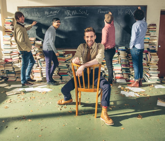 Ricky Wilson: Interview With The Voice Of The Kaiser Chiefs