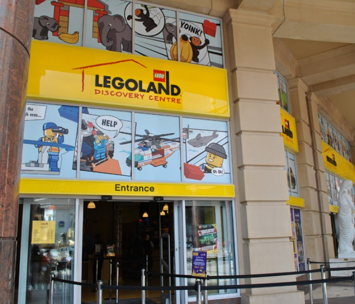 The Hunt Is On For Manchester's LEGO Creatives