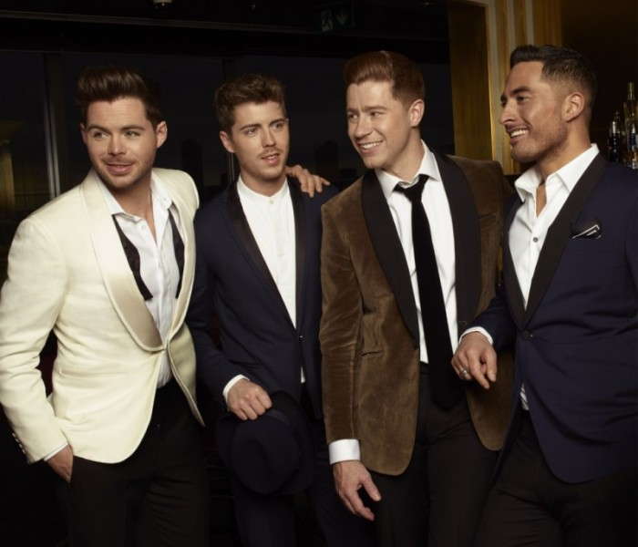 VIVA Chats Swing Music and Summer with Britain's Got Talent Stars, Jack Pack