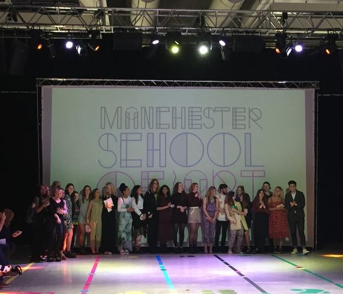 Manchester School Of Art's Graduate Fashion Show