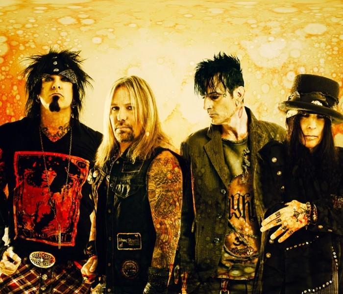 Mötley Crüe Announce #DemandTheCrue Campaign For Last Ever European Tour