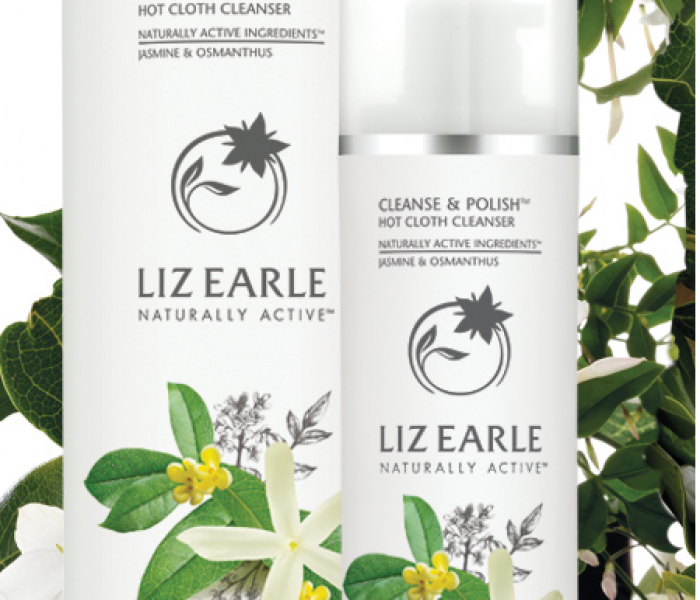 A Brilliantly Botanical Launch from Liz Earle