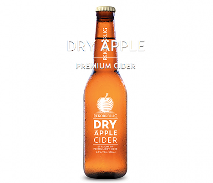 A Modern Twist on a Classic from Rekorderlig Dry Apple Cider
