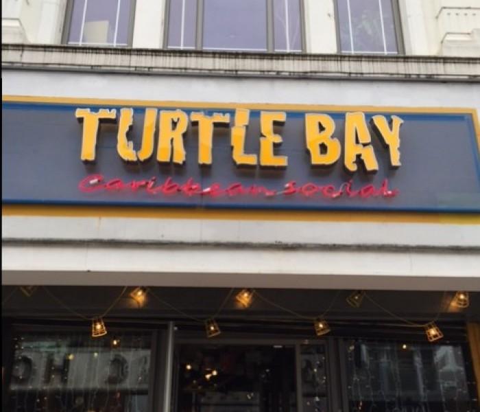 Rum, Reggae & Jerk at Turtle Bay
