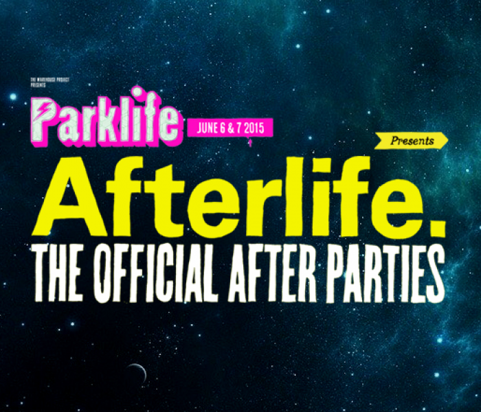 Keep the Party Going with Afterlife- The Offical Parklife After Parties