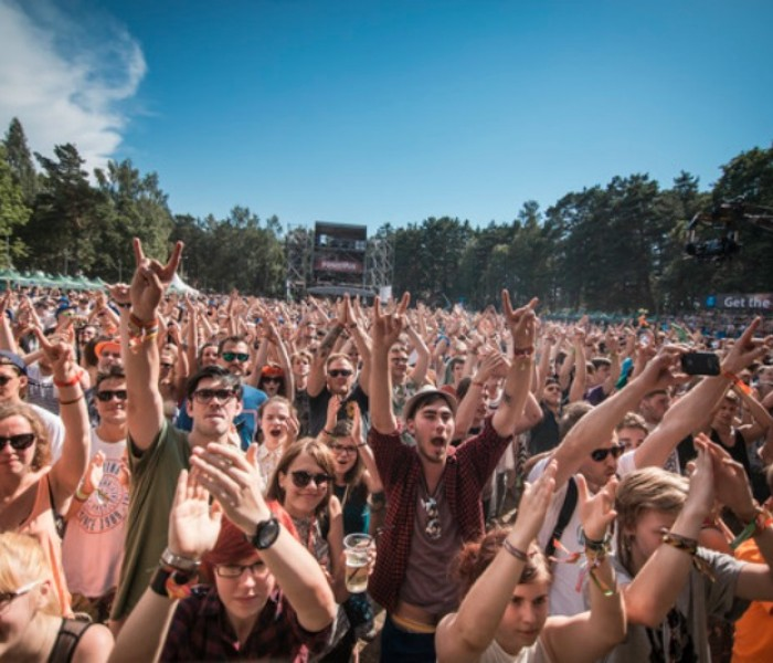 Positivus Festival announces Stellar Final Line Up