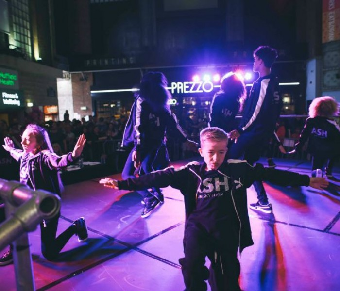 Finalists Revealed In Printworks' Competition To Find Manchester's Top Street Dancer