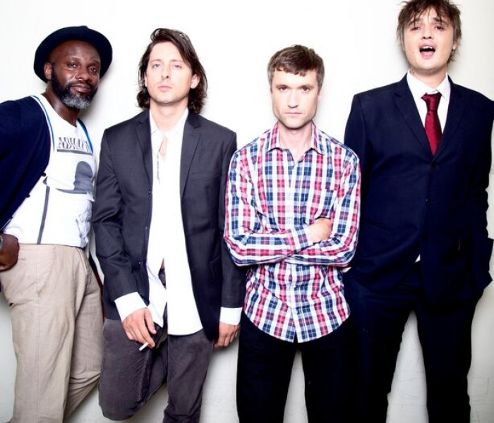 The Libertines Are Back With First New Album In 11 Years, 'Anthems For Doomed Youth'