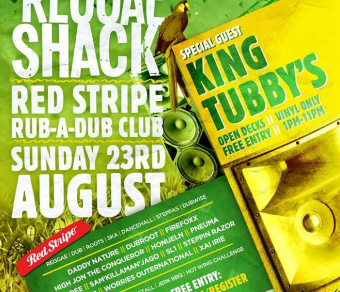 Rompa's Reggae Shack Back For Another Instalment
