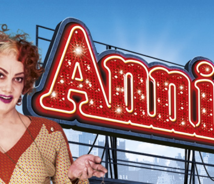 Annie Comes To Manchester!
