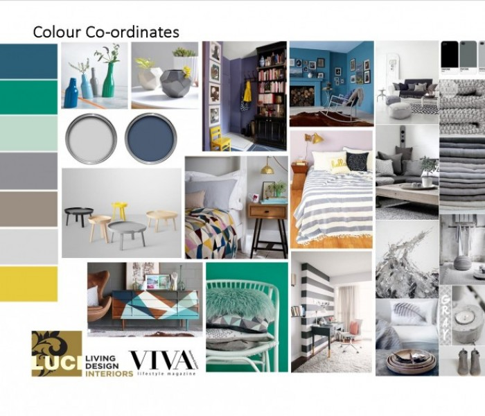 Colour Co-ordinates (How to Match and Use Colour)