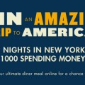 WIN An Amazing Trip To America With Infamous Diner