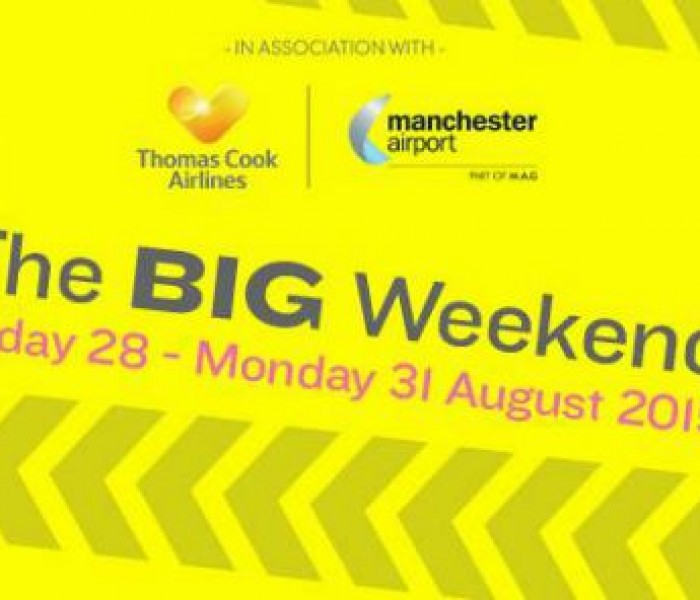 Complete Daily Line Up Announced For Manchester Pride's Big Weekend
