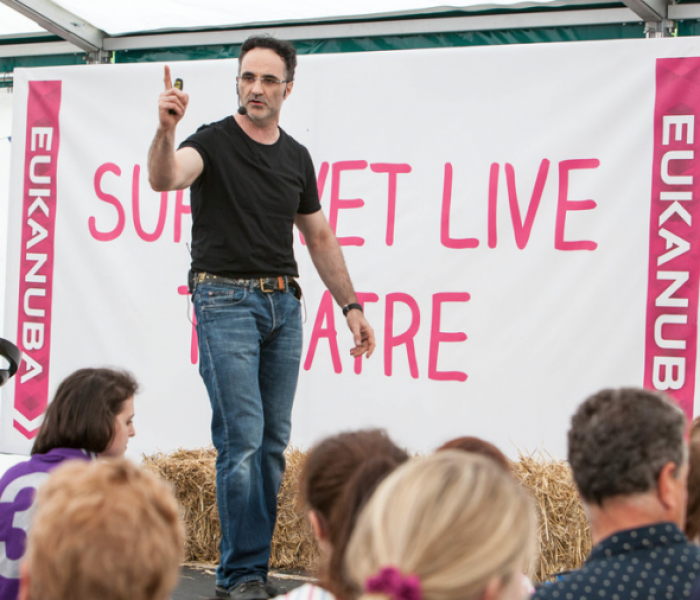 Catch SuperVet In The Field