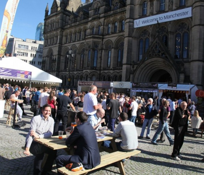 Eat Your Way Into Autumn With This Year's Manchester Food and Drink Festival