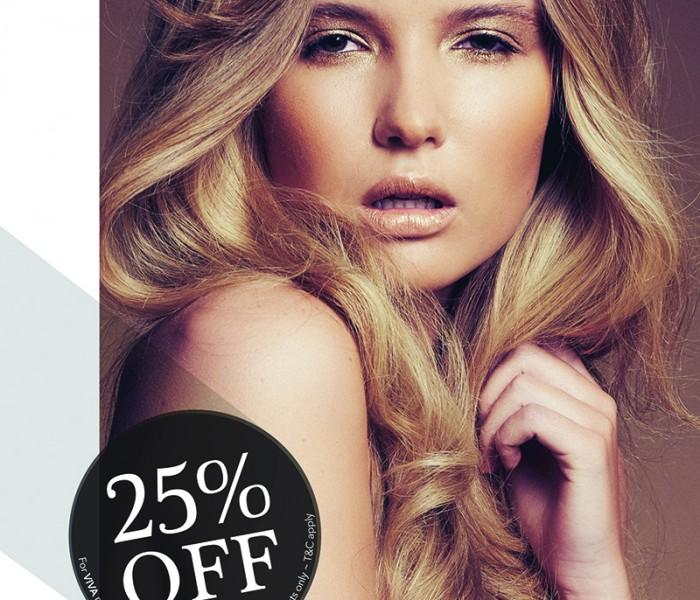 New Client Offer At Reuben Wood Hairdressing