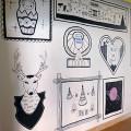 PLY Doodle Wall Presents:  Myro Doodles