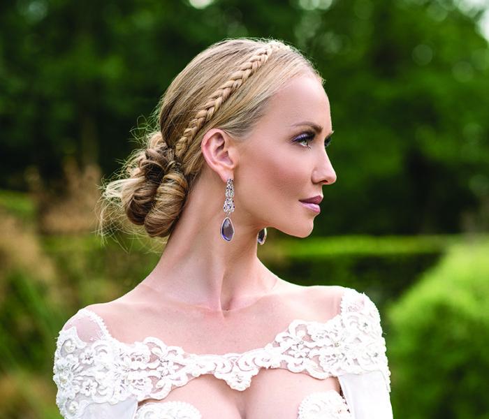 Wedding Hair Trends 2015
