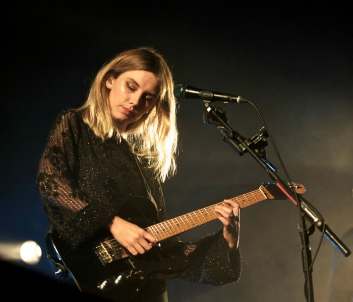 Wolf Alice Bring Manchester's Albert Hall To Life
