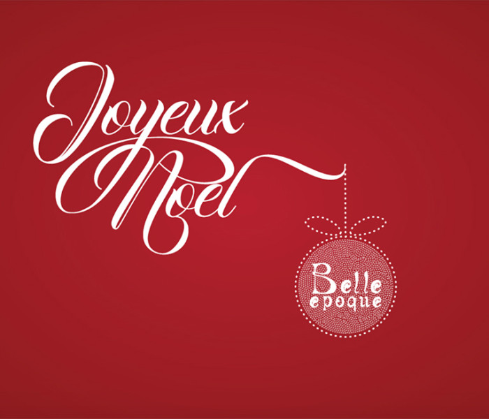 Joyeux Noel With The Belle Epoque