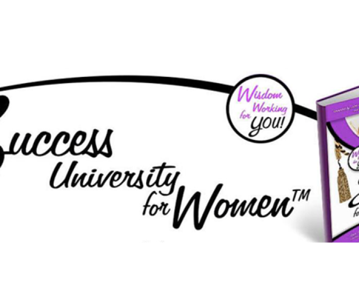 Founder Of The Leading Ladies Company Collaborates On Best-Selling Book, Success University For Women