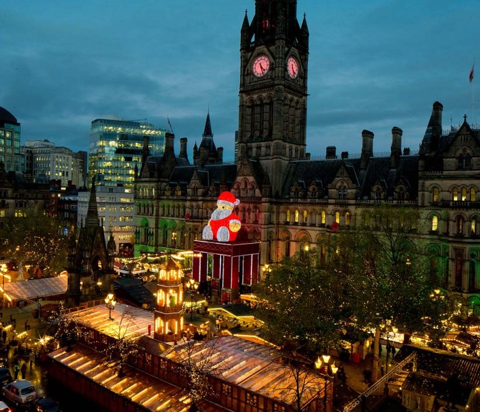 The UK's Favourite Christmas Markets Are Back