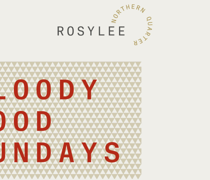 Bloody Good Sundays At Rosylee