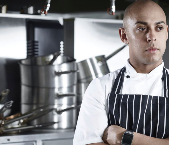 VIVA Presents An Exclusive Interview With Quill Head Chef Curtis Stewart