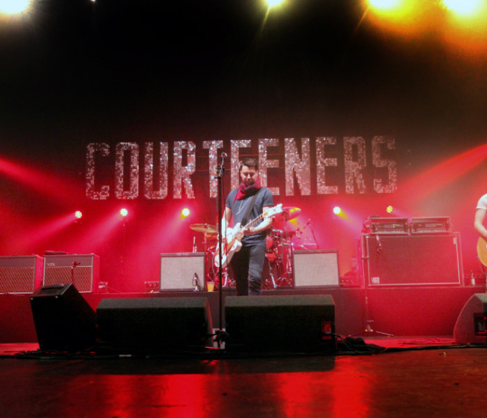 The Courteeners: Three Down And Four More Sold-out Manchester Gigs To Go!