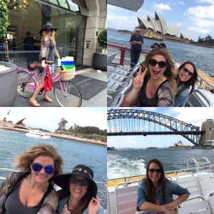 Girl's Day out in Sydney