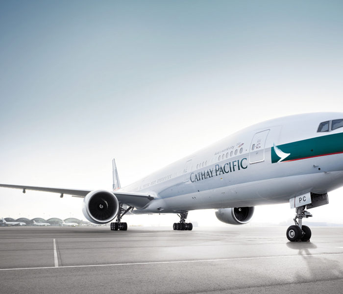 Cathay Pacific introduces new Airbus on its UK routes to Hong Kong as it prepares for passenger growth