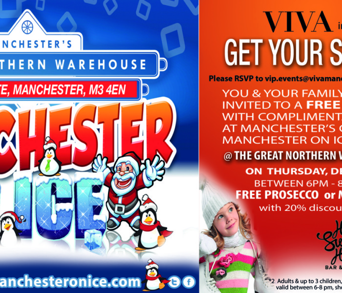 Manchester On Ice: Get Your Skates On!