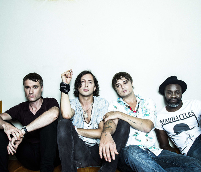 The Libertines Talk To VIVA