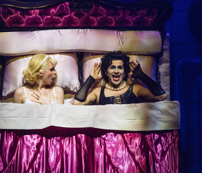 An Interview With Liam Tamne, Rocky Horror's Sweetest Transvestite!