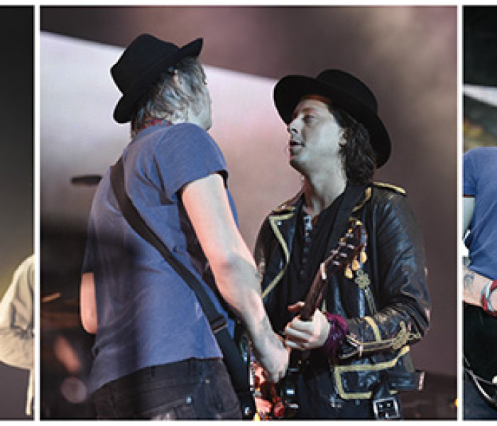 Gig Review: The Libertines At Manchester Arena