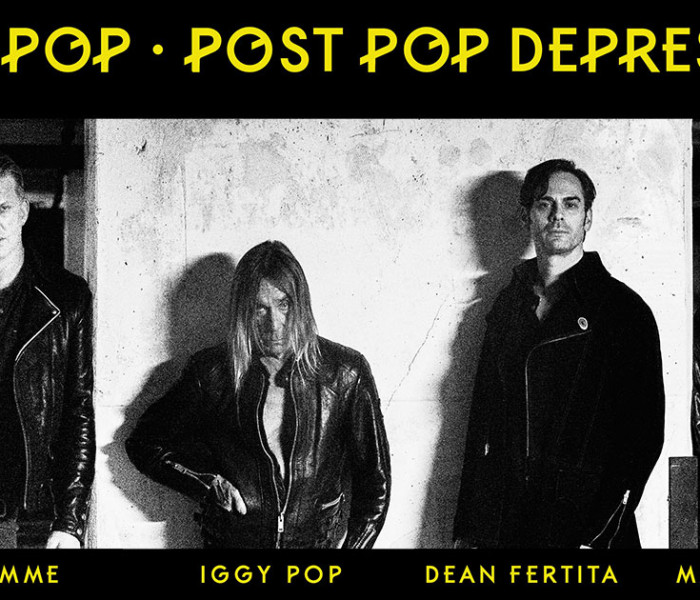 "Iggy Pop Brings Out ""Post Pop Depression"""