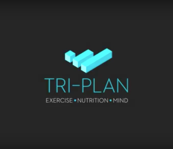 Introducing The Tri-Plan: Your Personal Trainer, Nutritionist and Psychologist