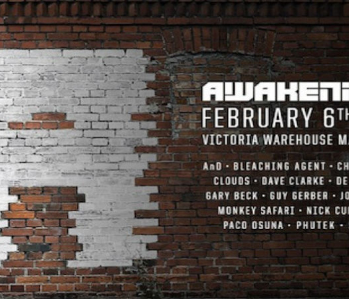 Awakenings Announce Full Line Up For Inaugural Manchester Event