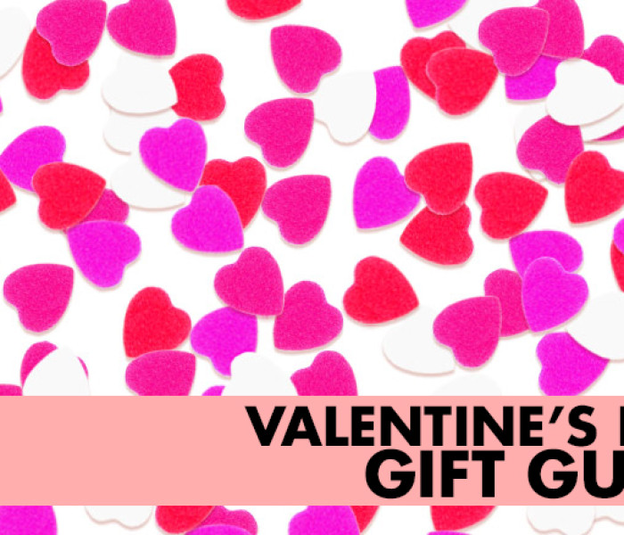 The Ultimate Valentine's Gift Guide