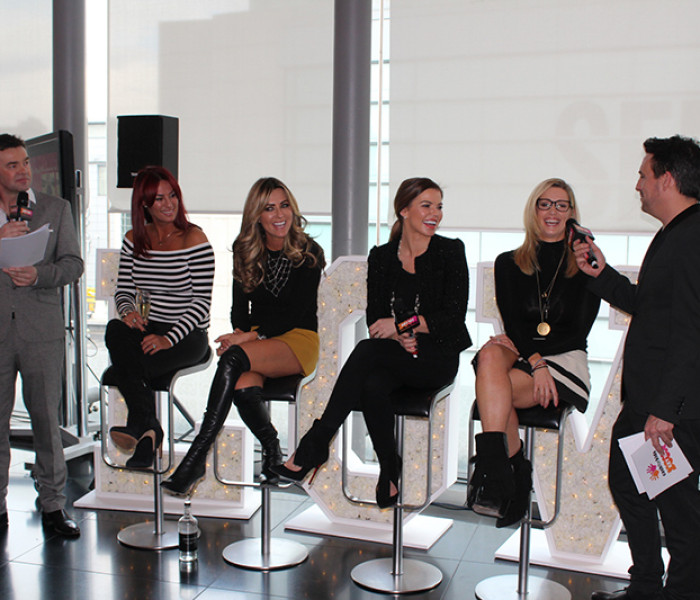Ladies Of Manchester Raise £14,380 For Key 103 Cash For Kids