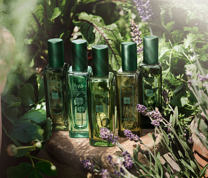 Jo Malone: Limited Edition Collection 'The Herb Garden'